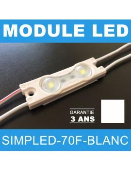 Led Simpled 70F Blanc pour enseigne lumineuse à leds