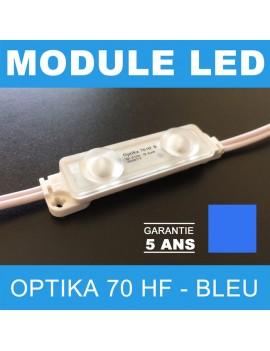 Led Optika 70 HF bleu pour enseigne lumineuse à leds