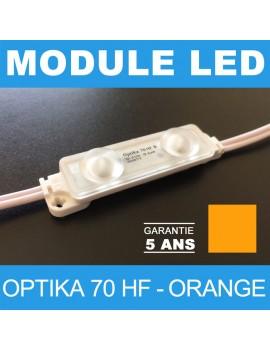 Led Optika 70 HF orange pour enseigne lumineuse à leds